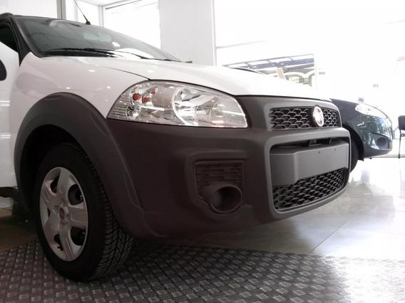 Fiat Strada , 1ºcta+ Cta 2, 20%, 80% Cuotas A Tasa Fija Men)