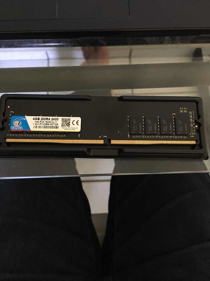 Memoria Ram Ddr4 4gb 2400hz