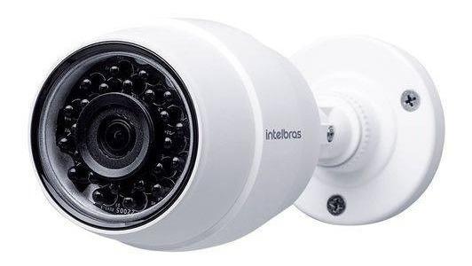 Câmera De Segurança Externa Ip Wi-fi Hd Ic5 -intelbras