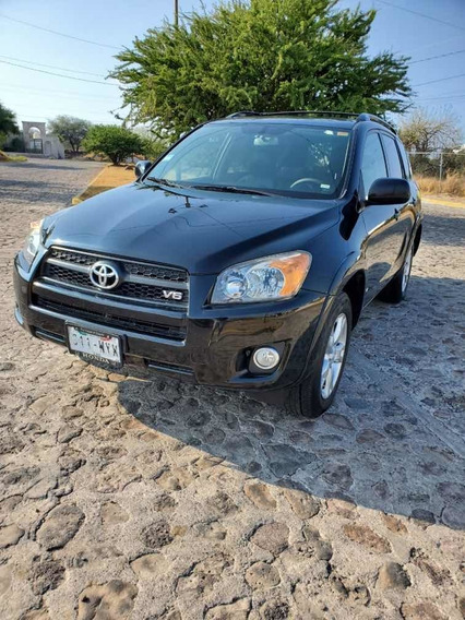 Toyota Rav4 2009 Limited V6 Cd Ra Bl Piel Qc 4x4 At