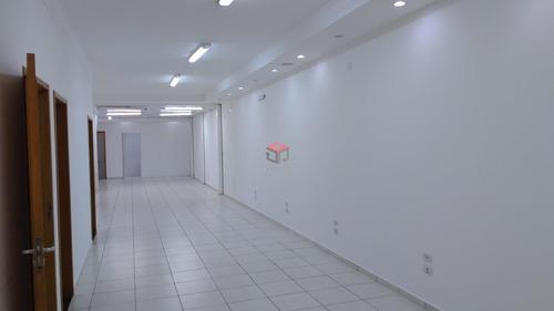 Imagem 1 de 18 de Salão Comercial Com 103 Banheiros, 01 Vaga De Garagem - Paulicéia - São Bernardo Do Campo / Sp - 12184