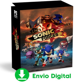 Sonic Forces Pc 6 Ação Ventura Dlc