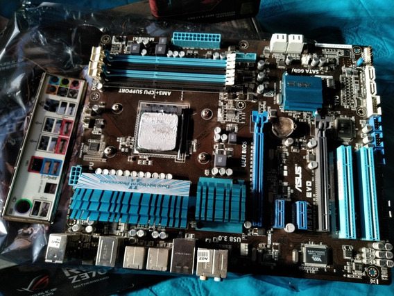 Kit Upgrade Amd Fx 8150 Octacore 16mb + Asus M5a97 Evo