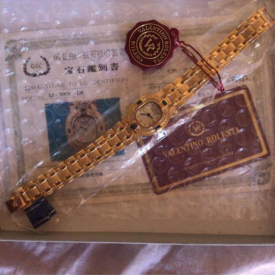 Vendo Relógio Original Valentino Rolenta