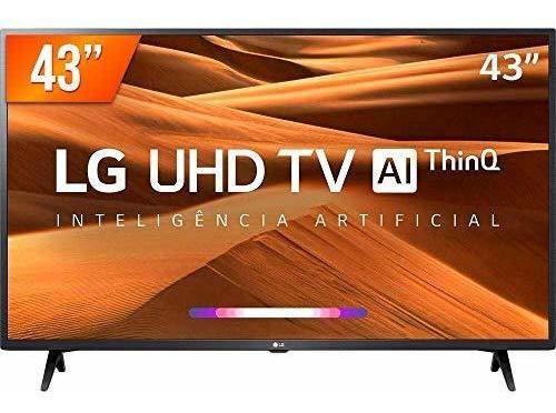 Smart Tv Tv Led 43 Lg Thinq Ai Full Hd 43lm631c0sb, 3 Hdmi,