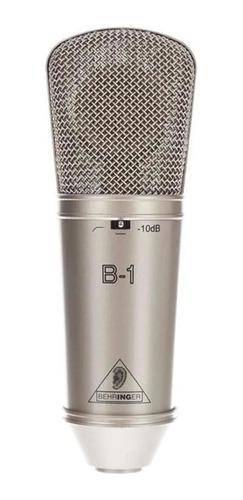 Imagem 1 de 7 de Microfone Para Estúdio B-1 Pro Behringer Completo