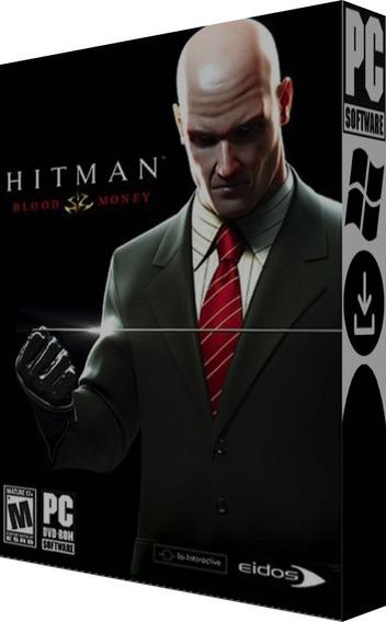 Hitman Blood Money - Pc - Mídia Digital