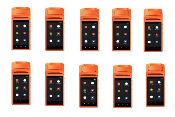 10 Impressoras Sunmi V1s W5920 Bluetooth Android