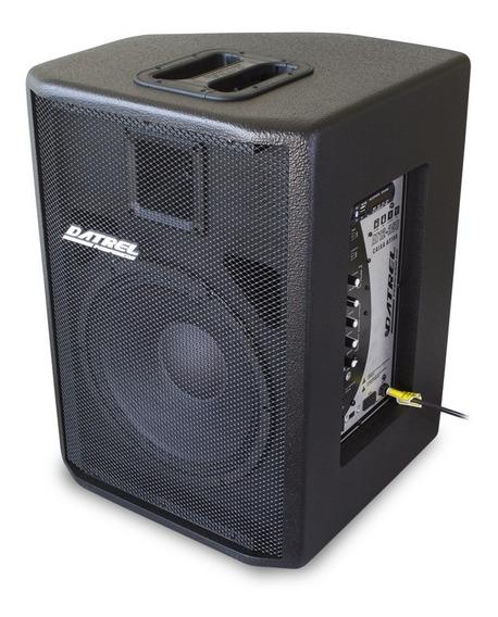 Caixa De Som Ativa Amplificada 12 Pol. 250w Rms Bluetooth