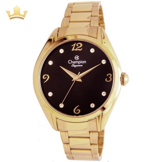 Relógio Champion Feminino Cn25681u Com Nf