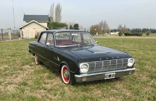 Ford Falcon 1963 Inmaculado Sin Restaurar.  Permutaria
