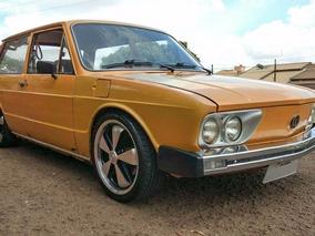 1978 - Volkswagen Brasilia 1600