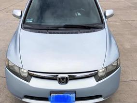 Honda Civic Ex Hybrid Cvt 2006