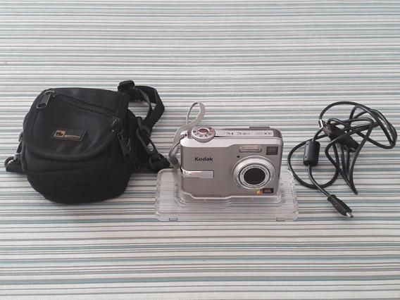 Cámara De Fotos Kodak Easy Share C743 3xoptimal Zoom