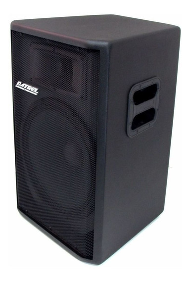 Caixa De Som Acústica - Passiva 300 Rms Falante 15 Titaniun