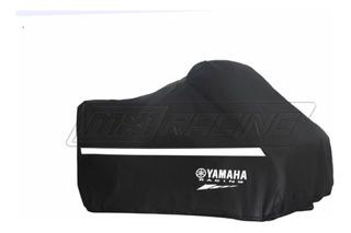 Funda Cubre Cuatri Parrillero Honda Yamaha 420 350 250