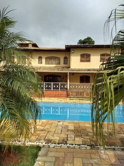 Chácara Com 7 Dormitórios À Venda, 2008 M² Por R$ 1.000.000,00 - Chácara Recanto Verde - Cotia/sp - Ch0061