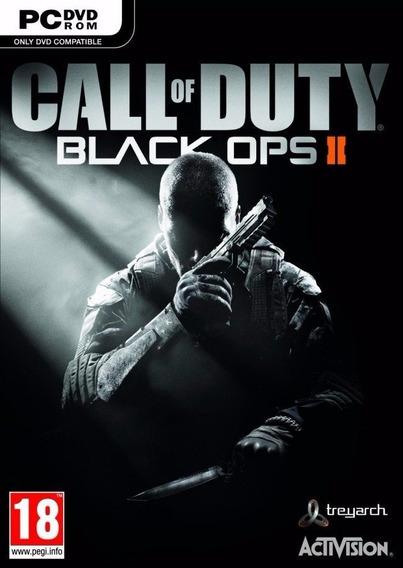 Call Of Duty Black Ops 2 Pc - Steam Key (envio Rápido)