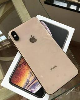 iPhone Xs Max 256 Gb - 1 Ano De Uso - Estado Impecável