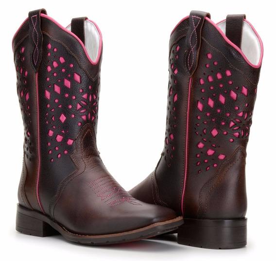 Bota Feminina Country Western Texana Capelli Boots 4modelos