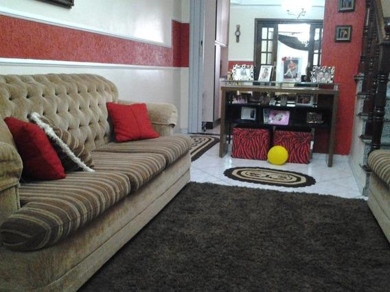 Casa Para Venda, 4 Dormitórios, Cidade Das Flores - Osasco - 2049