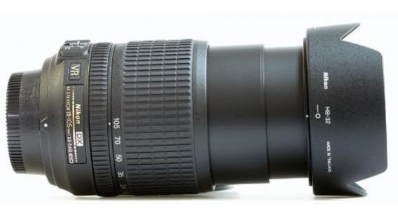 Lente Nikon Af-s Dx Nikkor 18-105mm F/3.5-5.6g Ed Vr Nova