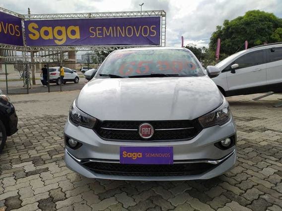 Fiat Cronos Precision 1.8 At6 Flex 5 Pass