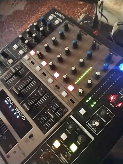 Mixer Denon Dn X1500 Em Perfeito Estado