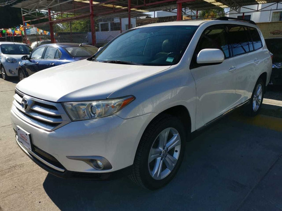 Toyota Highlander 2012 Base Premium Sport Aa Qc Piel At