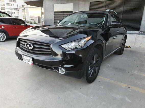 Infiniti Qx70 5.1l 5.0 Seduction At 2016