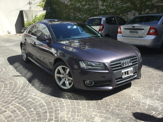 Audi A5 2.0 T Multitronic Caja 8 At Con Levas Al Volante.