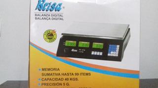 Balança Eletronica Maxon Mx-111 Digital 40kg - Bivolt