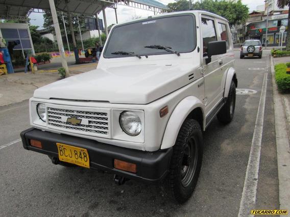 Chevrolet Samurai Cabinado 4x4