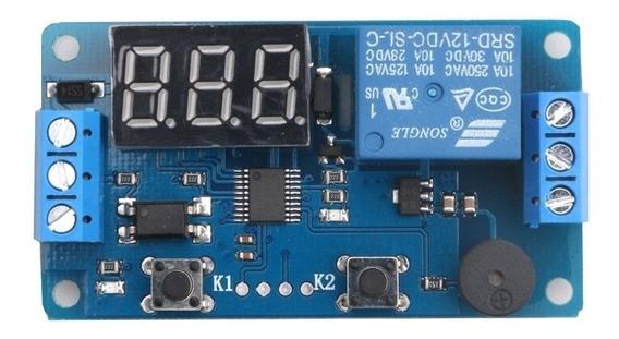 Rele Temporizador Programável 12v (cod 03)