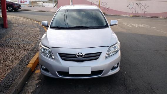 Toyota Corolla Xei 1.8 Automático 2009 Flex (28)99921-6994