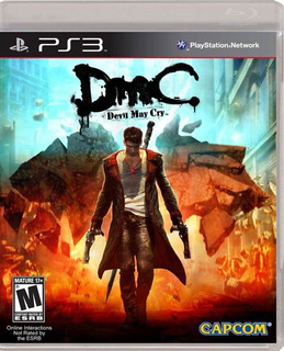 Dmc Devil May Cry Para Ps3 Nuevo (en D3 Gamers)