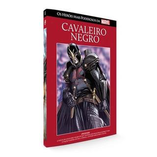 Salvat Heróis Mais Poderosos Da Marvel 53 Cavaleiro Negro