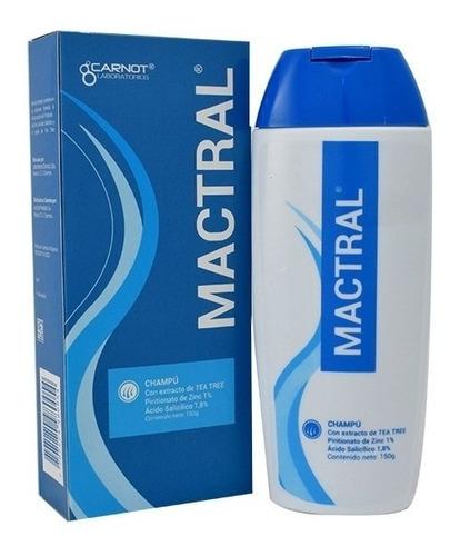 Champu Mactral 150 G Carnot