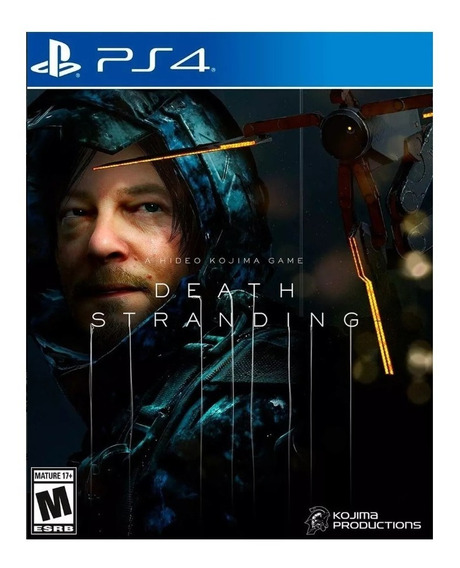 Death Stranding Ps4 Digital 1 Original - Garantia Vitalicia