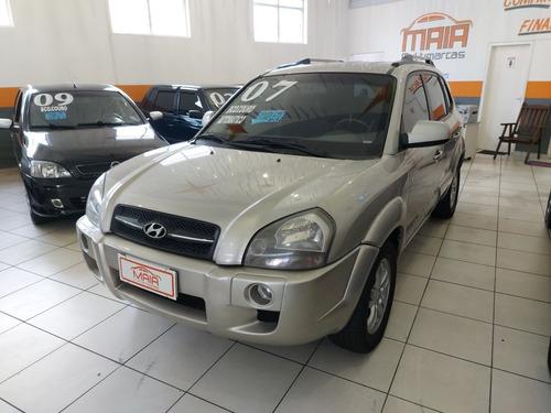 Hyundai Tucson Gls Blindada