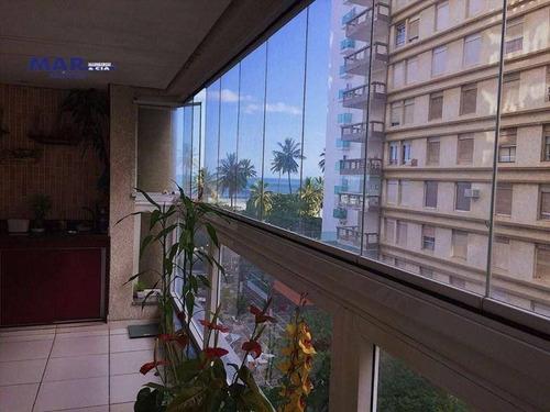 Imagem 1 de 23 de Apartamento Residencial À Venda, Centro, Guarujá - . - Ap9393