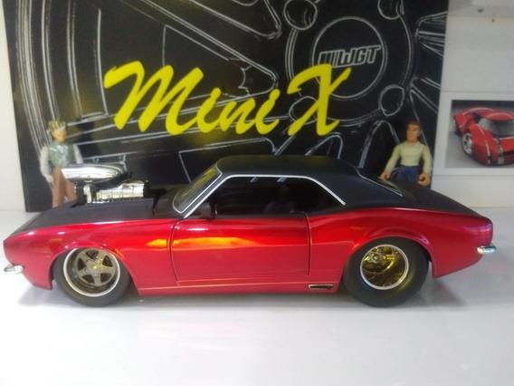 Miniatura 1/18 Chevrolet Camaro Jada