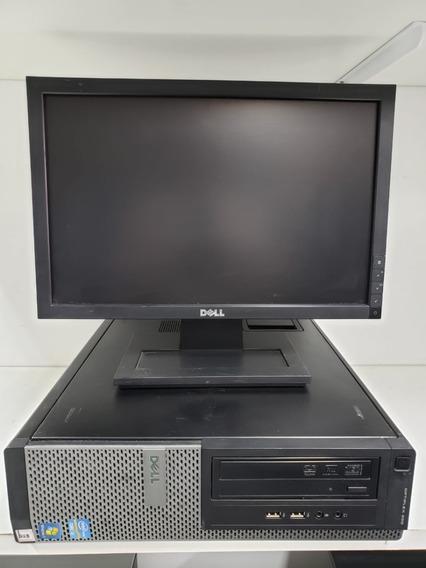 Cpu Dell 390 Core I3 2100 4gb Hd 320gb + Lcd Dell 17