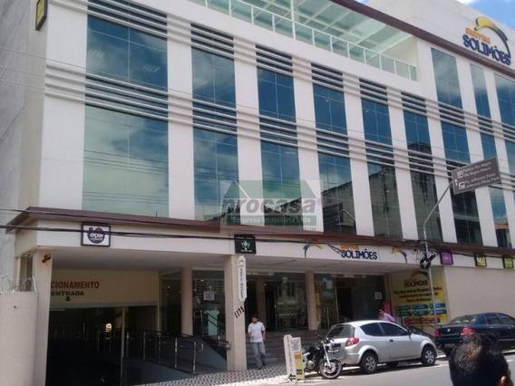 Loja À Venda, 35 M² Por R$ 90.000,00 - Centro - Manaus/am - Lo0119