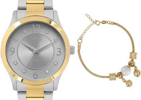 Relógio Condor Feminino Co2036kve/k5c + Berloque