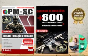 Apostila Pm Sc 2019 Curso De Formação De Soldados Atualizada
