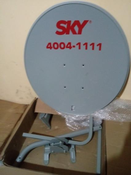Antena Ku 60cm Completa