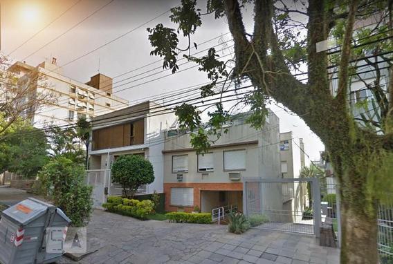 Apartamento No 2º Andar Com 2 Dormitórios E 1 Garagem - Id: 892981686 - 281686