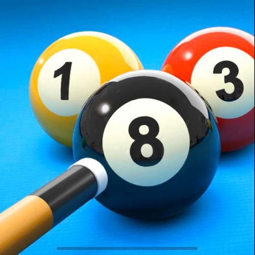 Imagen 1 de 2 de Monedas 8 Ball Pool Colombia - 50 Millones De Monedas