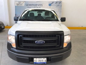 Ford F-150 Xl Cabina Regular 6cil 2014